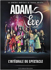 Cover Musical - Adam & Eve - L'intégrale du spectacle [DVD]